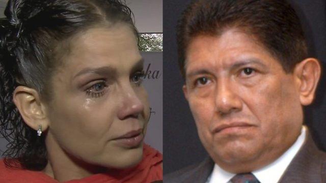 Niurka pide ayuda para Juan Osorio, quien está delicado de salud