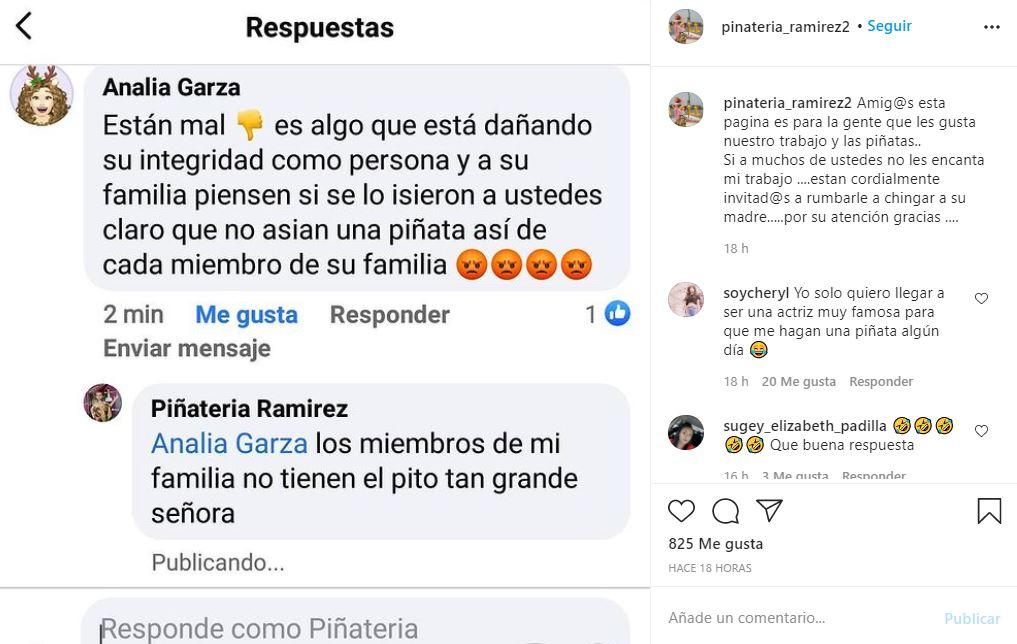 Piñata de Gabriel Soto