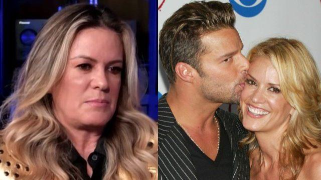 Rebecca de Alba defiende su relación con Ricky Martin y asegura que no fue su tapadera