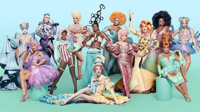 RuPauls Drag Race participantes