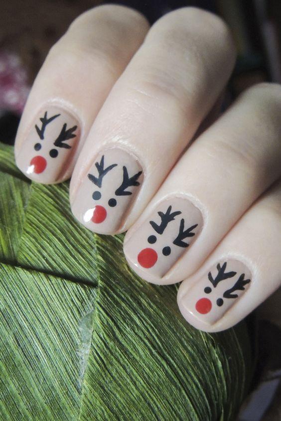 Uñas de renos