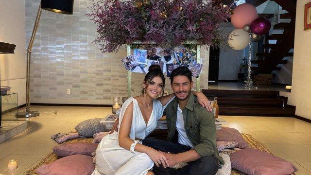 Marisol González y su esposo tienen covid