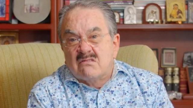 Pedro Sola enojado por el lenguaje inclusivo
