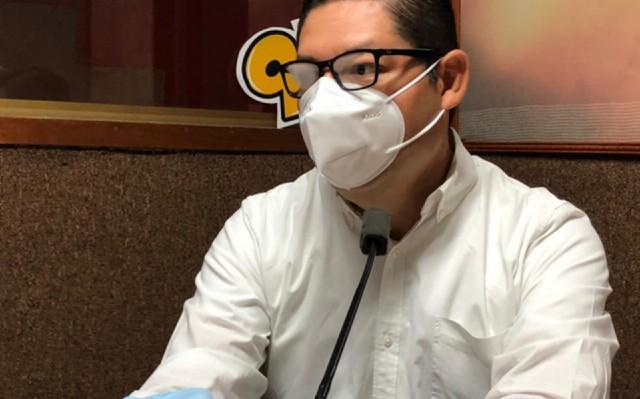 alcalde de Escuinapa, Sinaloa, se vacunó contra Covid