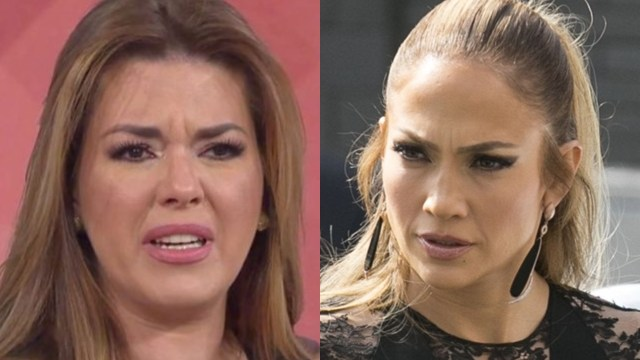 Alicia Machado se burla de Jennifer López y fans la destrozan con críticas