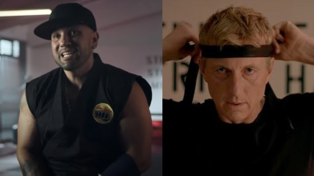 Paul Barras Praderas Cobra Kai