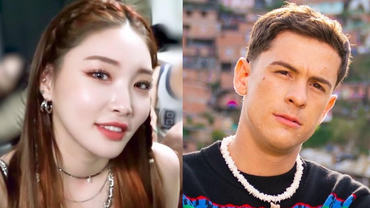 Chungha tendrá canción con Guaynaa en su álbum