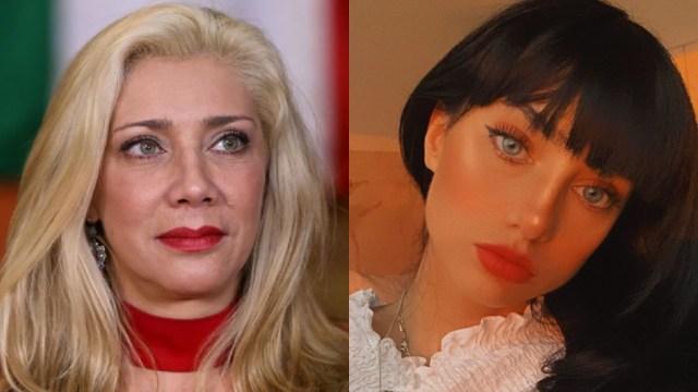 """Cynthia Klitbo se defiende de las acusaciones de su hija y asegura que le dio """"la loquera"""""""