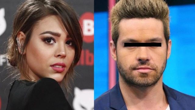 Danna Paola habla de su noviazgo con violencia con Eleazar Gómez