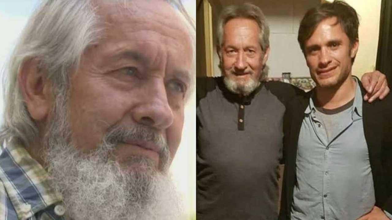 Gael García dejó a su padre morir solo, revela su viuda Bella de la Vega