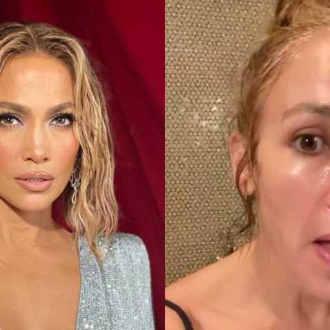 Jennifer Lopez responde a sujeto que la criticó por usar bótox