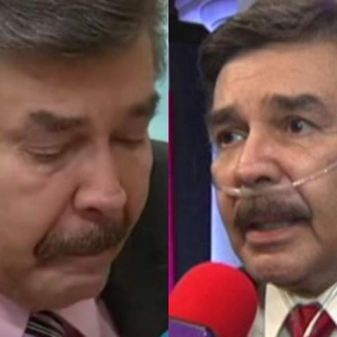 Jorge Ortiz de Pinedo revela que la Casa del Actor está a punto de cerrar