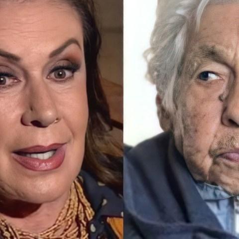 Laura Zapata narra los maltratos del asilo contra su abuela, a quien le entregaron herida