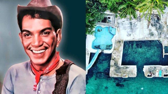 Cantinflas mansión