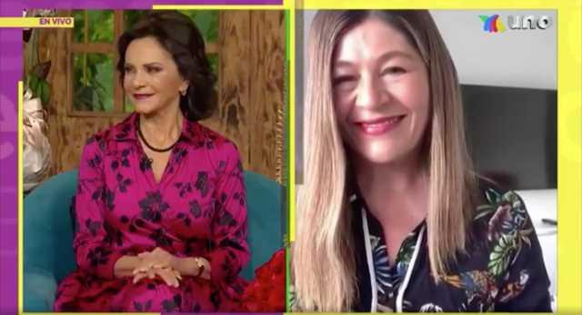 Martha Figueroa regresa a Ventaneando