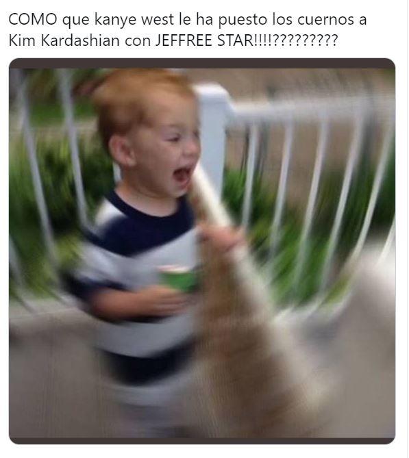 Divorcio de Kanye West y Kim Kardashian provoca memes