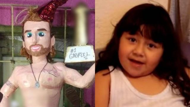Piñatería Ramírez asegura que la piñata no era de Gabriel Soto