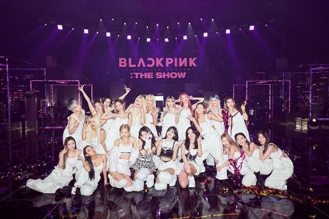 THE SHOW, BLACKPINK los mejores momentos