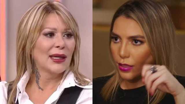 Alejandra Guzmán ruega a Frida Sofía para reconciliarse con ella