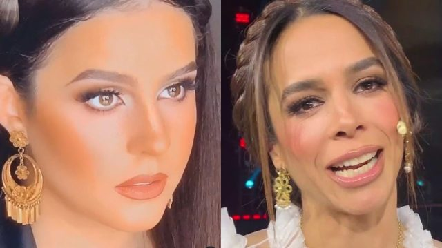 Ana Paula, hija de Biby Gaytán, se convierte en burla nacional por video de maquillaje