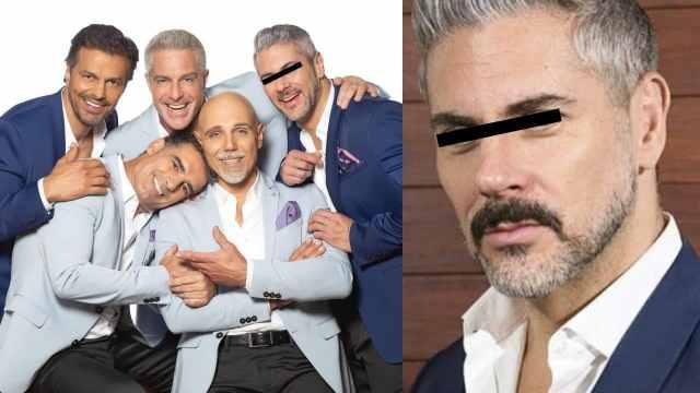 Caballeros Cantan se deslinda de Ricardo Crespo tras ser acusado de abuso