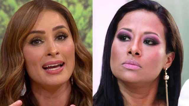 Cynthia Rodríguez le responde a Toñita tras ser acusada de arruinar su carrera