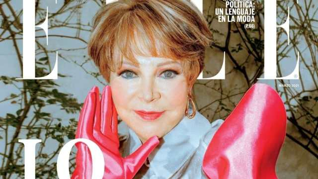 Lolita Ayala es portada de Elle México