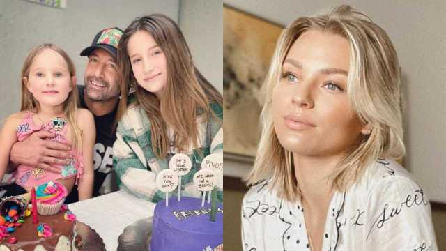 Irina Baeva organiza fiesta de cumpleaños para hijas de Geraldine Bazán
