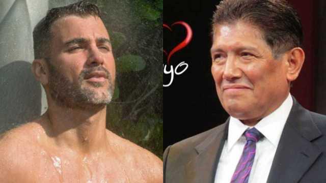 Juan Osorio niega haber tenido una relación con Mauricio Mejía