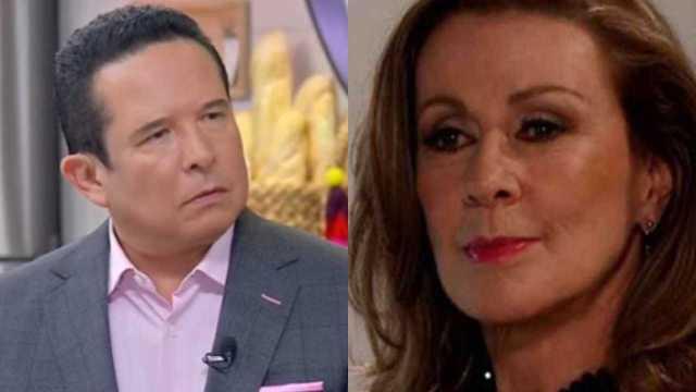 """Laura Zapata llama """"gusano"""" a Gustavo Adolfo Infante por pelearse con su abogado"""