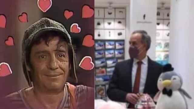 Lopez gatell meme chavo enamorado