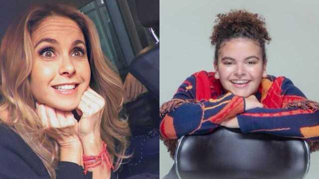 Lucerito, la hija de Lucero y Mijares, llega a Instagram