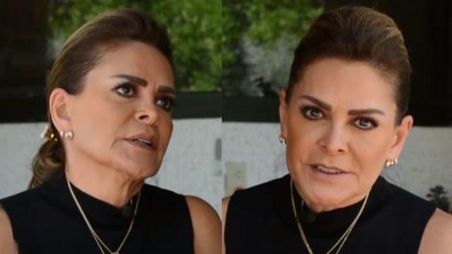 Mara Patricia Castañeda se defiende tras entrevistar a Vicente Fernández para limpiar su imagen