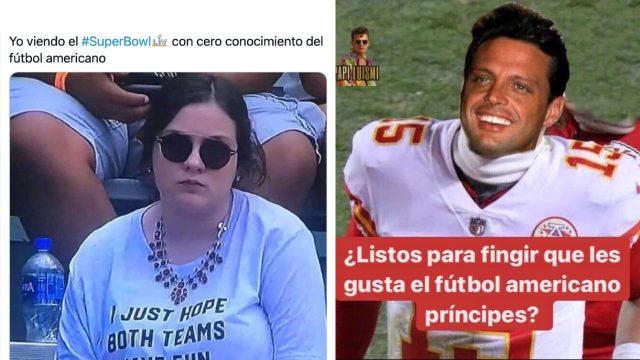 Los mejores memes del Super Bowl LV 2021