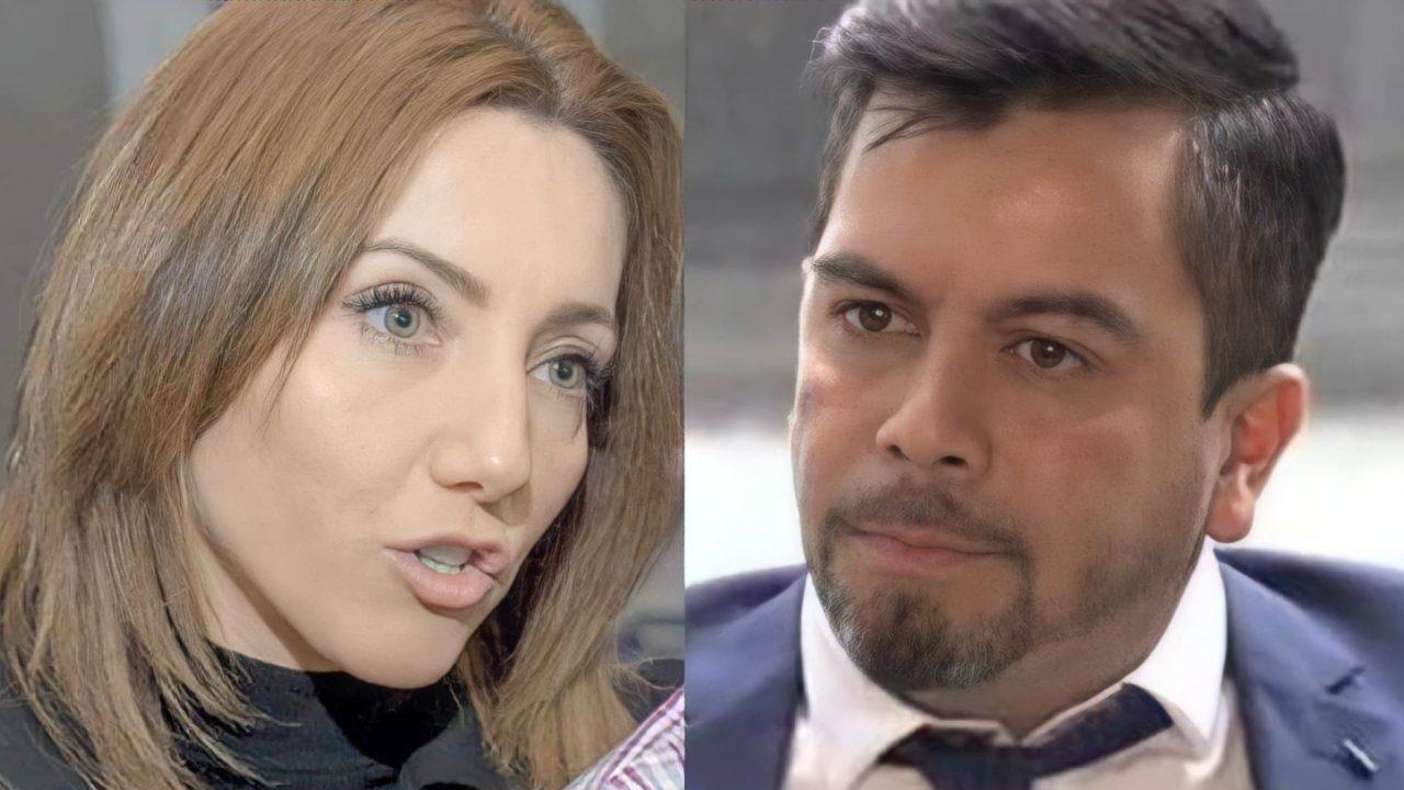 Paty Azuara, ex de Carlos Espejel revela que recibió golpes y amenazas del actor