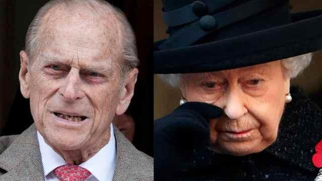 Príncipe Felipe, esposo de la reina Isabel, es hospitalizado de emergencia