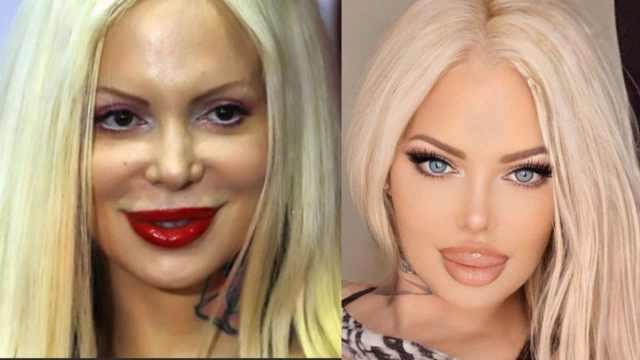 Sabrina Sabrok antes y después