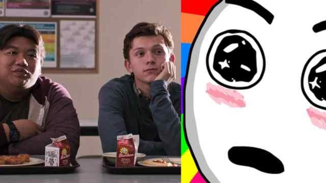 Spiderman y Edward