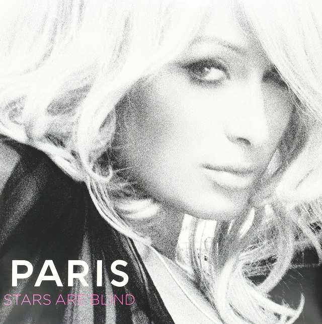 Portada de Stars are blind de Paris Hilton