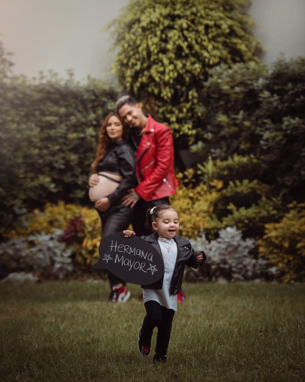 Kim Loaiza, JD Pantoja u su hija Kima
