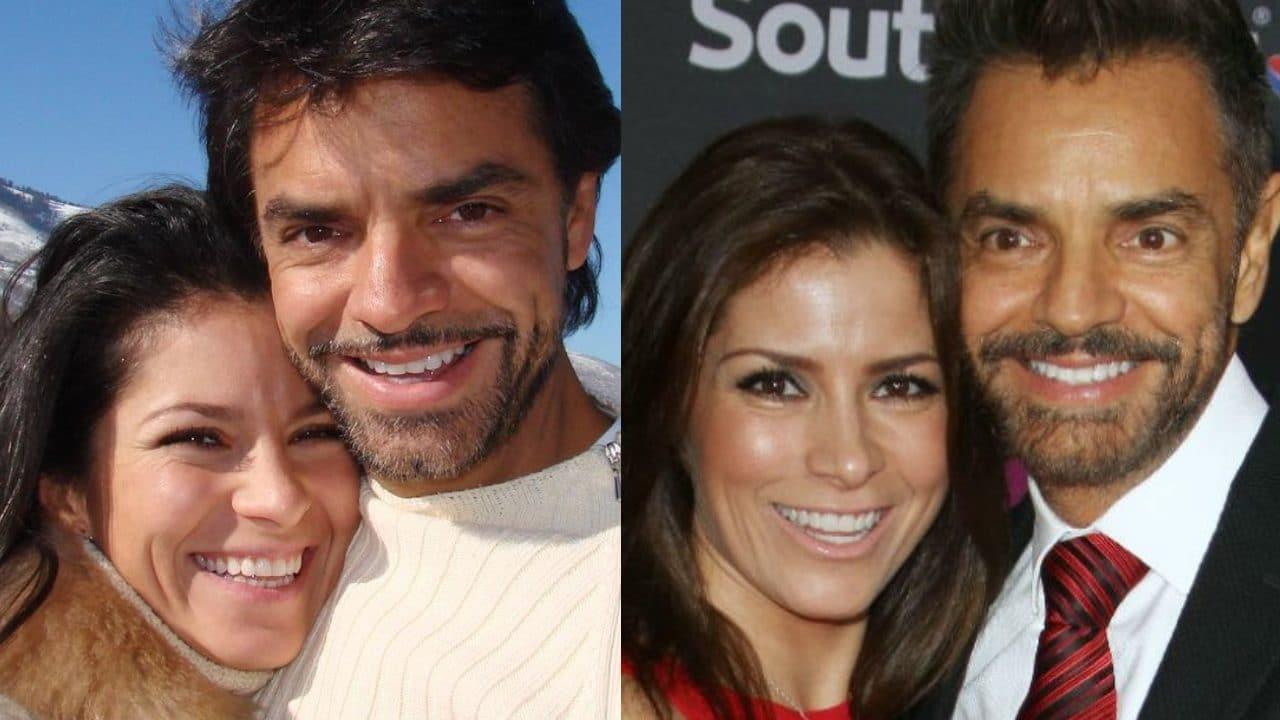 Eugenio Derbez y Alessandra Rosaldo celebran 15 años de relación