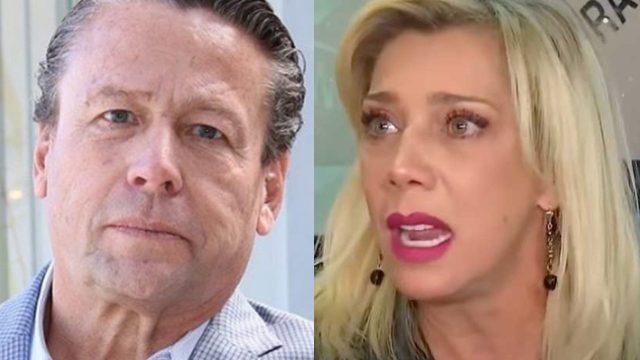 Alfredo Adame advierte a Cynthia Klitbo cuidar a su hija de Rey Grupero