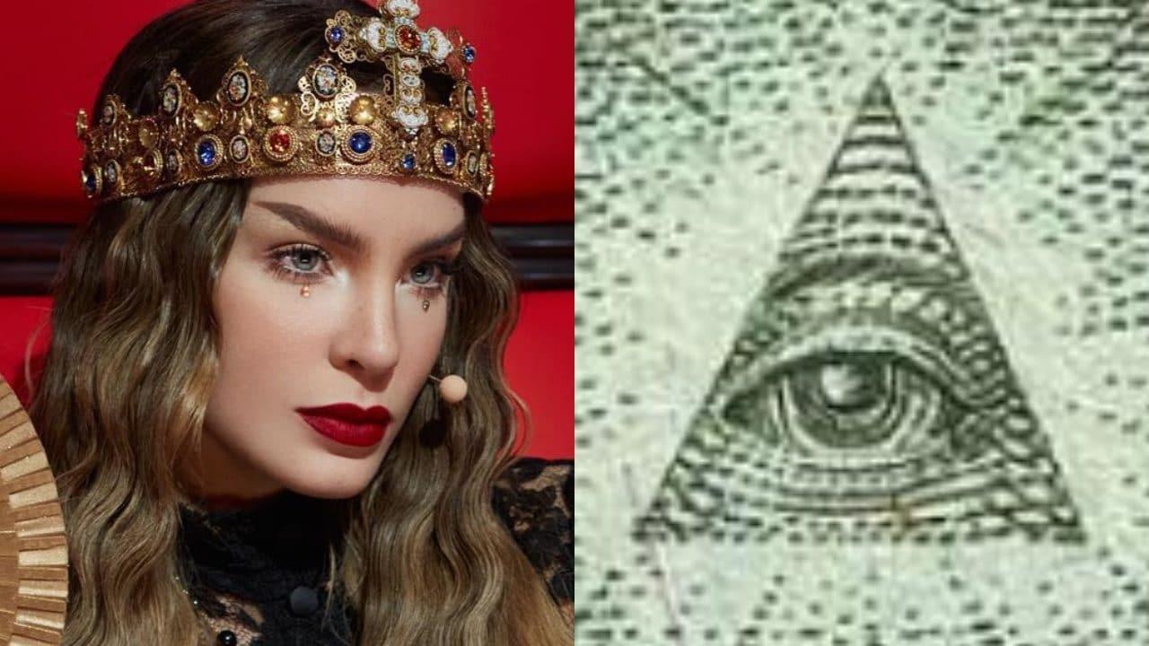 Belinda es acusada de satánica y estas pruebas lo revelan