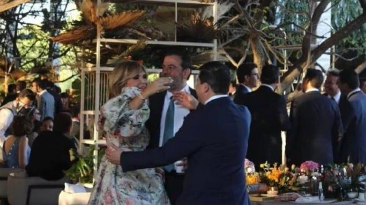 boda de hija de gobernadora de Sonora