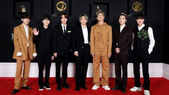 BTS pierde en los Grammys y ARMY acusa de xenofobia a los premios