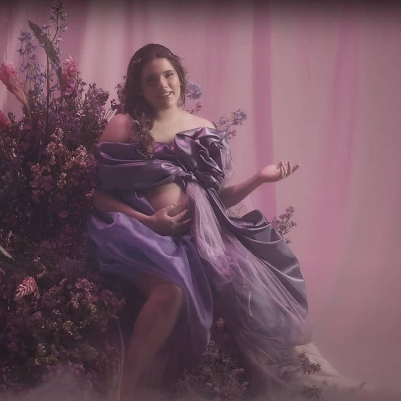 Camila Fernández anuncia que nació su primera hija