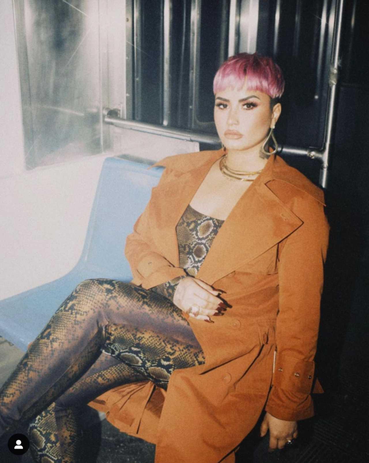Demi Lovato arremete contra fiestas de revelación de género