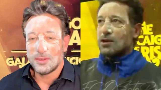 Gabriel Soto dice grosería en plena transmisión de 'Me Caigo de Risa'