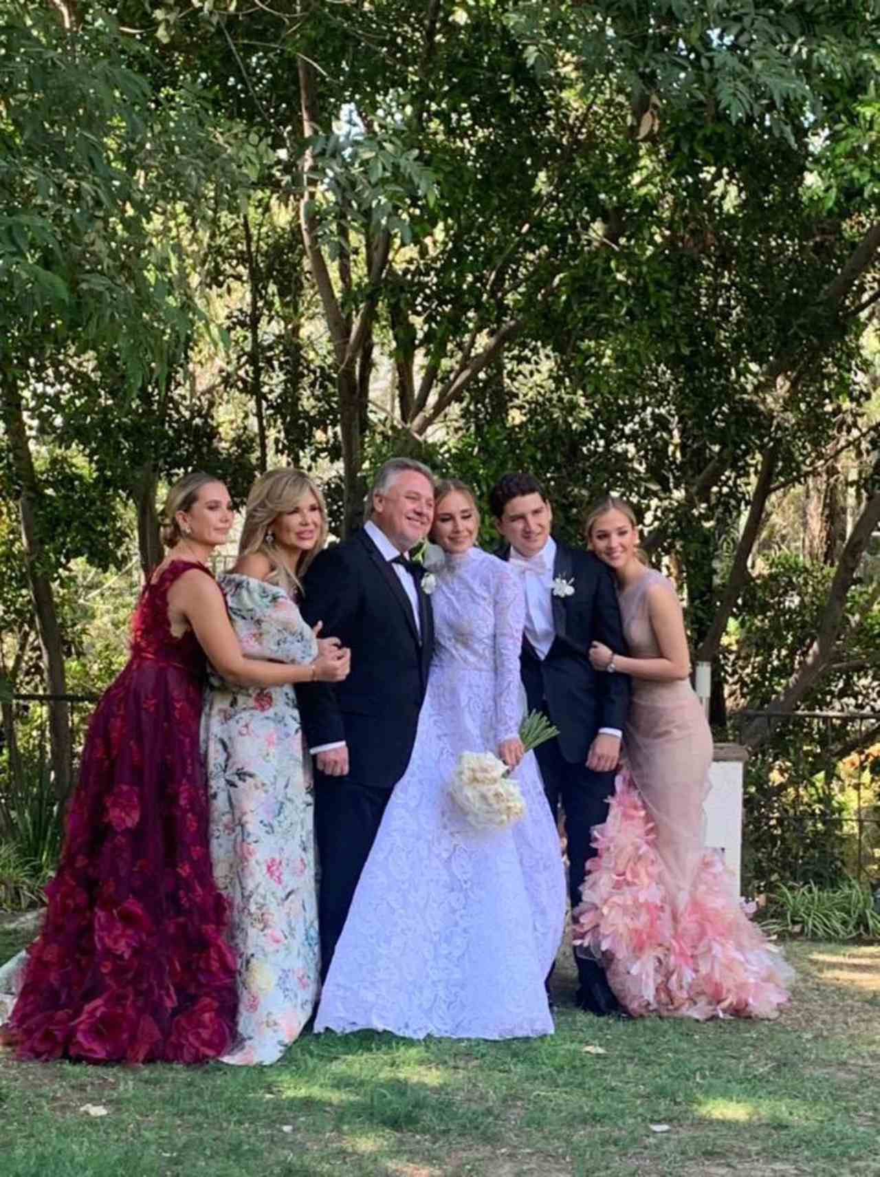 Claudia Pavlovich hija gobernadora Sonora boda covid