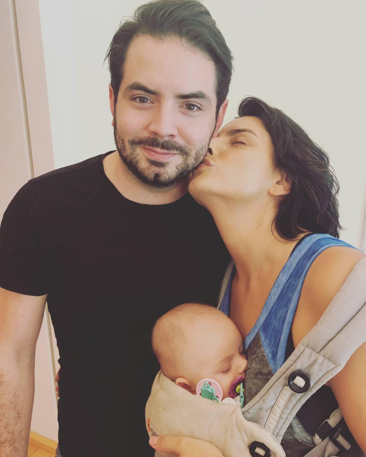 José Eduardo se sincera en el podcast de su hermana Aislinn